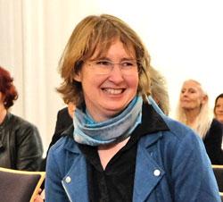 Christiane Rohleder,  Staatssekretärin im Ministerium für Familie, Frauen, Jugend, Integration und Verbraucherschutz Rheinland-Pfalz.© Foto: Diether v. Goddenthow