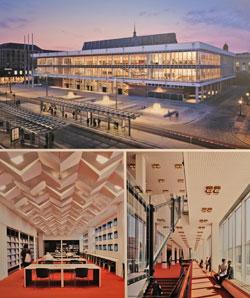 """Der """"Kulturpalast Dresden""""  wurde am 26.1.2019 mit dem DAM Preis für Architektur in Deutschland ausgezeichnet. © Foto: DAM"""