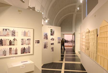 Die immer Neue Altstadt – Bauen zwischen Dom und Römer seit 1900. Vom 22. September 2018 – 12. Mai 2019. © Foto: Diether v. Goddenthow