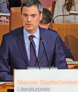 ZDF-Programmdirektor Dr. Norbert Himmler. © Foto: Diether v. Goddenthow