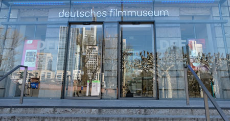 Deutsches Filmmuseum © Foto: Diether v. Goddenthow