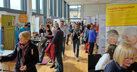 RMCC beim 2. Gesundheitstag in Halle Süd. © Foto: Diether v. Goddenthow