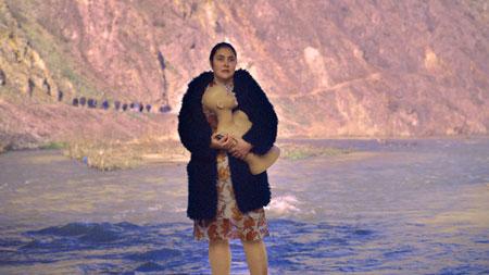 Eröfnungsfilm: GOSPOD POSTOI, IMETO I' E PETRUNIJA GOTT EXISTIERT, IHR NAME IST PETRUNYA Teona Strugar Mitevska. Macedonia, Belgien, Slowenien, Kroatien, Frankreich 2019  © DFF