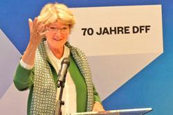 Professorin Monika Grütters, Staatsministerin des Bundes für Kultur und Medien © Foto: Diether v. Goddenthow
