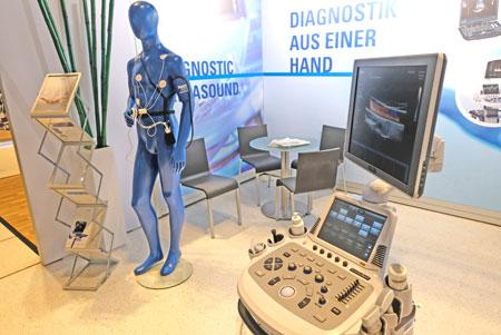 Digitale Medizin auf dem Vormarsch. © Foto: Diether v. Goddenthow
