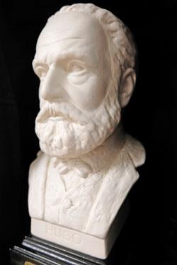 """""""Victor Hugo – Der Europäer"""" © Foto: Diether v. Goddenthow"""