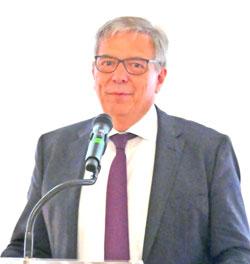Oberbürgermeister Gert-Uwe Mende ©  Foto:  v Goddenthow