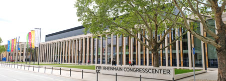 Rhein-Main Congress Center ©  Foto: Diether v Goddenthow