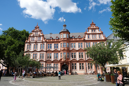 Gutenberg Museum Mainz  ©  Foto: Diether v Goddenthow