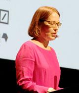 Sonja Vandenrath, Leiterin des städtischen Literaturreferats ©  Foto: Diether  v Goddenthow