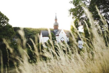 Kloster Eberbach © Hannah Meinhardt