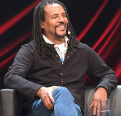 Colson Whitehead © Foto: Diether v Goddenthow