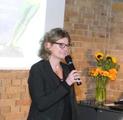 Direktorin Dr. Vera Philipp.© Foto: Diether v Goddenthow