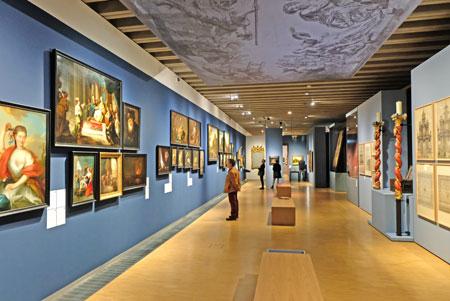 Galerie der Meisterwerke.©  Foto: Diether  v Goddenthow