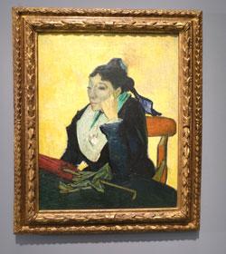 Die Arlesienne (1888, Musée d'Orsay, Paris), © Foto: Diether v Goddenthow
