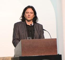 Dr. Jörg Dauer, kommissarischer Museumsdirektor und Abteilungsleiter für Kunst. © Foto: Diether v Goddenthow
