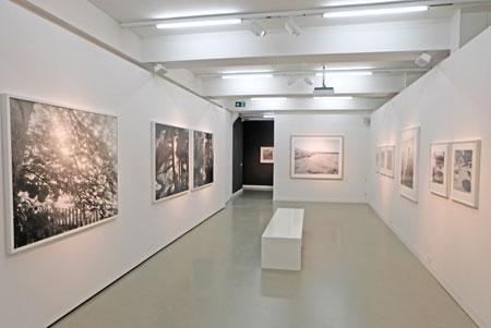 Ausstellungs-Impression. © Foto: Diether v Goddenthow