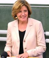 Ministerpräsidentin Malu Dreyer. © Foto: Diether v Goddenthow