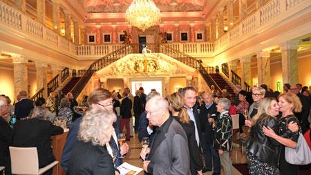 Impression aus dem Marmorsaal auf Henkellsfeld ©  Foto: Diether  v Goddenthow