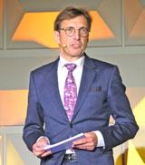 VhU-Präsident Wolf Matthias Mang. © Foto: Diether v Goddenthow
