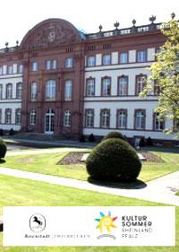 Kultursommer-Eröffnung 2020 in Zweibrücken am 8-Mai.