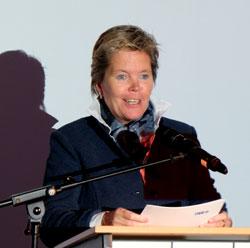 Dr. Simone Schelberg SWR-Senderdirektorin. © Foto: Diether v Goddenthow