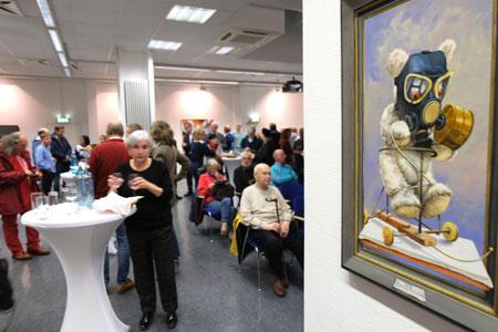 Ausstellung Odyssee bis 17. Januar 2019 © Foto: Diether v Goddenthow