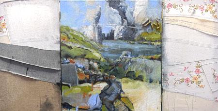 "Erster Platz ""Post Mortem"" von Tanja Lebski"