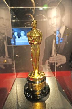 Oscar® als bester Hauptdarsteller für JUDGMENT AT NUREMBERG (US 1961, R: Stanley Kramer) © Foto: Diether v Goddenthow