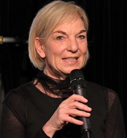Professorin Dr. Susanne Weissman, designierte Präsidentin der Hochschule Mainz ©  Foto: Diether  v Goddenthow