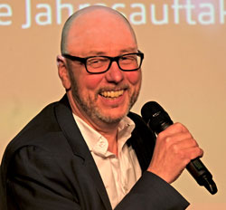 Dr. Bernd Herkner, Leiter des Naturhistorischen Museums in Mainz, ©  Foto: Diether  v Goddenthow