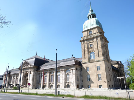 Hessisches Landesmuseum Darmstadt. ©  Foto: Diether  v Goddenthow