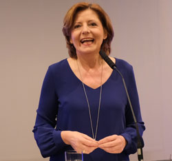 Ministerpräsidentin Malu Dreyer © Foto: Diether v Goddenthow