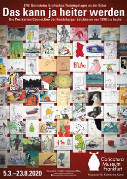 Caricatura_Museum_Frankfurt_PLAKAT_Postkarten250