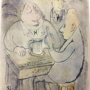 Chlodwig Poth © Caricatura Museum für Komische Kunst