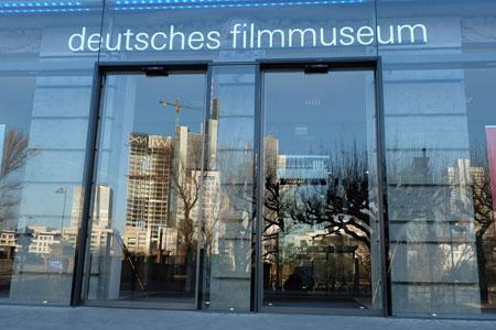 DFF Frankfurt. Foto: Diether v Goddenthow