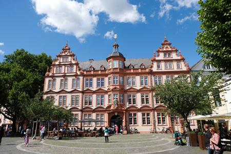 Gutenberg Museum (ohne Kurse /Vermittlung im Druckerladen). © Foto: Diether v. Goddenthow