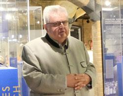Dr. Rolf Faber, Ltd. Ministerialrat a.D., Vorsitzender des Vereins für Nassauische Altertumskunde und Geschichtsforschung e. V. © Foto: Diether v. Goddenthow