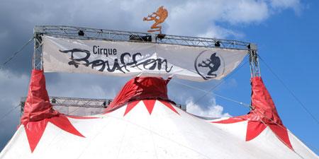 Cirque Bouffon wird in Kürze die neuen Veranstaltungs-Termine in 2021 mitteilen. Es ist insbesondere die den Zirkus und seine Leute eine - vor allem finanziell - nicht einfache Zeit. © Foto: Diether v. Goddenthow