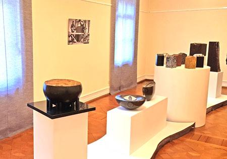 """Ausstellungsimpression """"Spannungsfelder– Kubach& Kropp"""" vom 20.09.2020 bis 31.01.2021.© Foto: Heike v. Goddenthow"""