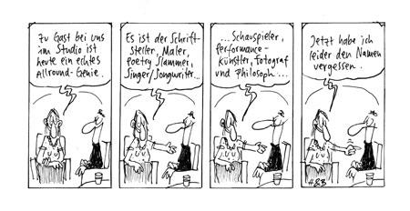 """Ausstellung """"Hauck & Bauer: Cartoons""""  im Caricatura Frankfurt vom 2. Oktober 2020 bis 7. März 2021© Hauck & Bauer"""
