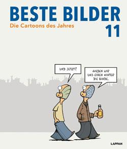 Die Cartoons des Jahres von Wolfgang Kleinert (Hrsg.), Dieter Schwalm (Hrsg.), Antje Haubner (Hrsg.)Der satirische Jahresrückblick mit den besten Cartoons des Jahres 2020. Erscheint am 29.10.2020 im Lappan- Verlag, Hamburg.