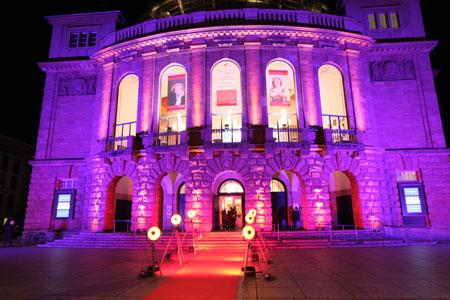 Die Verleihung findet am 18. Januar 2021 im Mainzer Staatstheater statt. © Foto: Diether v. Goddenthow
