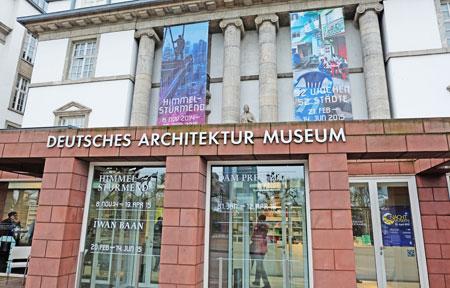 Deutsches Architekturmuseum © Foto Diether v. Goddenthow