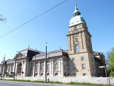 Hessisches Landesmuseum Darmstadt © Foto Diether v. Goddenthow