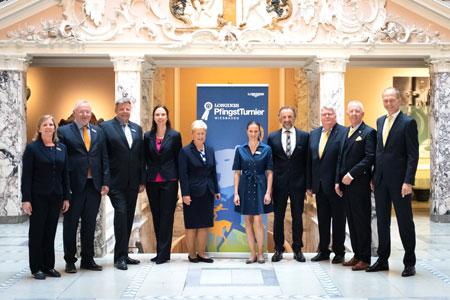 Der zehnköpfige Vorstand des WRFC hat einstimmig beschlossen, das LONGINES PfingstTurnier Wiesbaden in diesem Jahr abzusagen.  Foto: WRFC