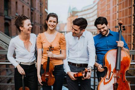 22. Mainzer-Musiksommer Aris-Quartett-©-Sophie-Wolter