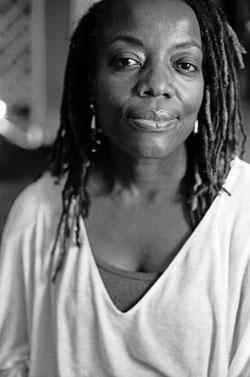 Die Schriftstellerin Tsitsi Dangarembga ist Preisträgerin des Friedenspreises des Deutschen Buchhandels 2021 Foto: Mateusz Żaboklicki