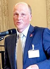 Prof. Dr. Udo Recker, Landesarchäologe von Hessen, © Foto Heike v. Goddenthow