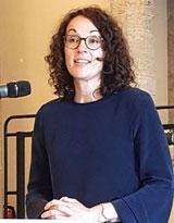 Angela Dorn, Kunst- und Wissenschaftsministerin. © Foto Heike v. Goddenthow